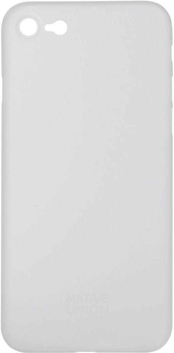 Native Union Clic Air чехол для iPhone 7/8, ClearCLIC-CLE-AIR-7Ультра-тонкий и легкий Native Union Clic Air идеально подстраивается под iPhone 7, практически не увеличивая его в размерах. Air имеет толщину 0.3 мм. Имеется свободный доступ ко всем разъемам и кнопкам устройства.