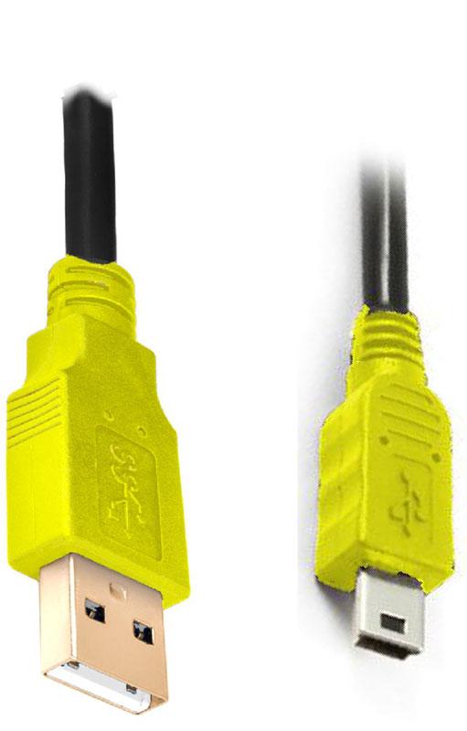 Greenconnect GCR-UM4M5P-BB2S кабель micro USB-USB (3 м)GCR-UM4M5P-BB2S-3.0m