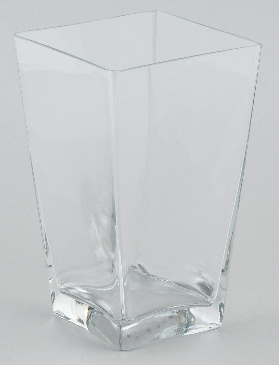 Ваза Pasabahce Botanica, высота 20 см. 43876B43876BДекоративная ваза Pasabahce Botanica выполнена из высококачественного прозрачного стекла.Изделие придется по вкусу и ценителям классики, и тем, кто предпочитает утонченность и изящность. Вы можете поставить вазу в любом месте, где она будет удачно смотреться и радовать глаз. Такая ваза подойдет для декора интерьера. Кроме того - это отличный вариант подарка для ваших близких и друзей.