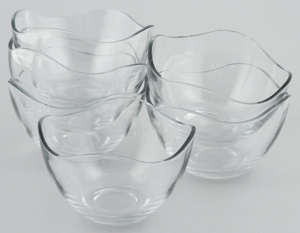 Набор салатников Pasabahce Toscana, диаметр 13 см, 6 шт53893/Набор Pasabahce Toscana состоит из 6 салатников, выполненных из высококачественного натрий-кальций-силикатного стекла. Такие салатники прекрасно подойдут для сервировки стола и станут достойным оформлением для ваших любимых блюд. Высокое качество и функциональность набора позволят ему стать достойным дополнением к вашему кухонному инвентарю.Диаметр салатника: 13 см.Высота салатника: 8 см.