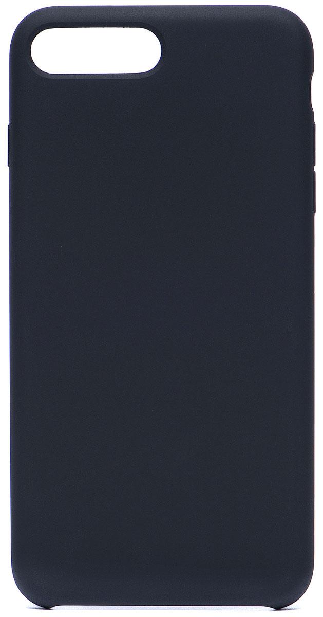 uBear Touch Case чехол для iPhone 7 Plus, BlackCS22BL01-I7PЧехол uBear Touch Case для для iPhone 7 Plus выполнен из инновационного износостойкого материала, обеспечивающего безупречную защиту вашего устройства. Легкий утонченный дизайн подчеркивает красоту смартфона. Чехол обеспечивает свободный доступ ко всем функциональным кнопкам и разъемам смартфона.