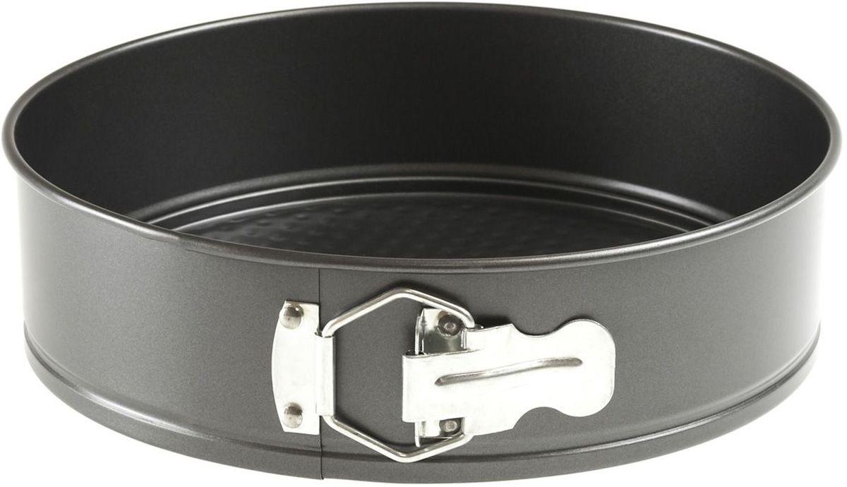 Форма для выпечки MoulinVilla, с антипригарным покрытием, разъемная, 26 х 7 см держатель для ножей moulinvilla универсальная подставка для ножей moulinvilla