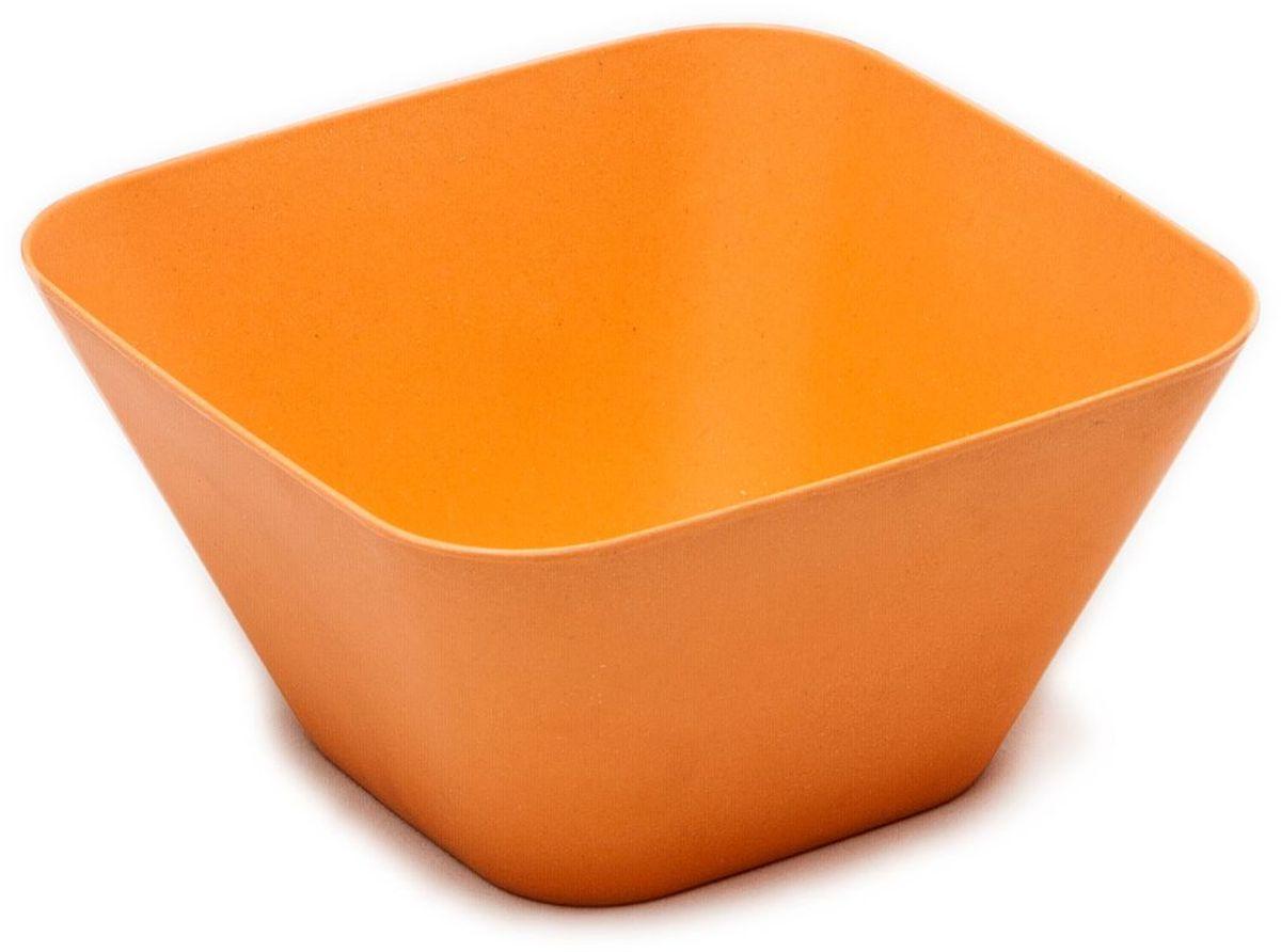 Миска MoulinVilla, цвет: оранжевый, 14,5 х 14,5 х 7,5 смTSF-02-OМиска глубокая MOULINvilla изготовлена из природного бамбука, очищенного от вредных примесей. Для окраски используются натуральные пищевые красители. Бамбук, сам по себе, является природным антисептиком. Эта уникальная особенность посуды гарантирует безопасность при эксплуатации и хранении различных видов пищевой продукции. Можно мыть в посудомоечной машине. Можно использовать в СВЧ печах на короткое время.