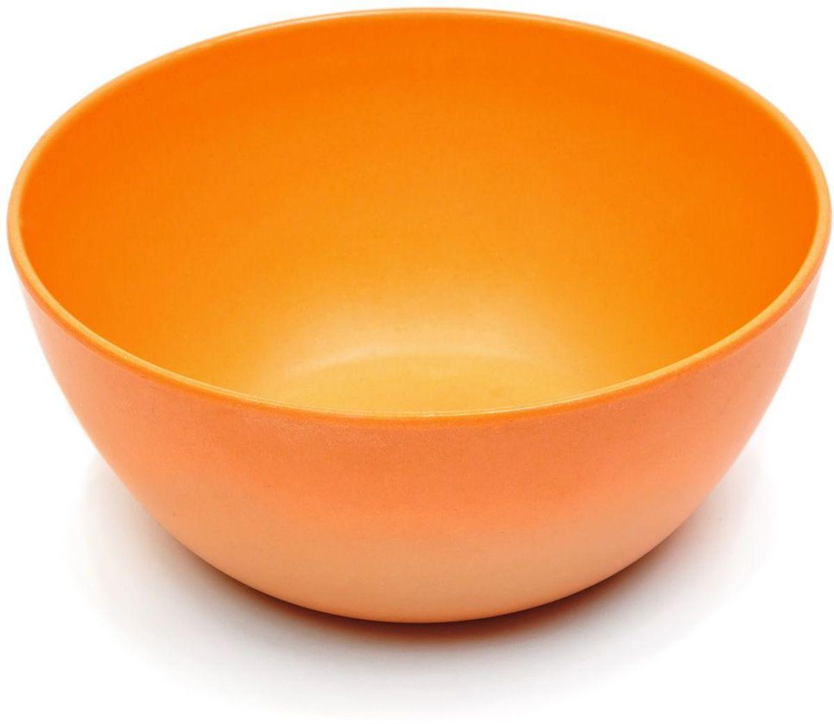 Миска MoulinVilla, цвет: оранжевый, диаметр 16 смTSF-22-OМиска глубокая MOULINvilla изготовлена из природного бамбука, очищенного от вредных примесей. Для окраски используются натуральные пищевые красители. Бамбук, сам по себе, является природным антисептиком. Эта уникальная особенность посуды гарантирует безопасность при эксплуатации и хранении различных видов пищевой продукции. Можно мыть в посудомоечной машине. Можно использовать в СВЧ печах на короткое время.