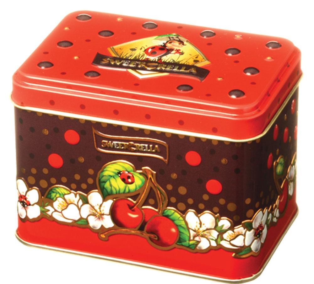 Sweeterella вишневый мармелад мармеладное сердце, 220 гибв002Почему-то все считают, что мармелад – это сладость на каждый день. На самом деле он может быть приятным подарком, особенно если он упакован в милую фактурную баночку. Ее невозможно выпустить из рук, да и остановиться на одном кусочке мармелада тоже сложно. Вкуснейший и полезный мармелад в форме сердечек содержит пектин с вишневым вкусом.Уважаемые клиенты! Обращаем ваше внимание, что полный перечень состава продукта представлен на дополнительном изображении.
