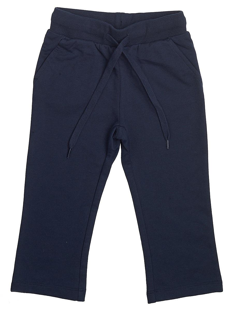 Брюки спортивные для мальчика Sela, цвет: темно-синий. Pk-715/301-7161. Размер 92, 2 года