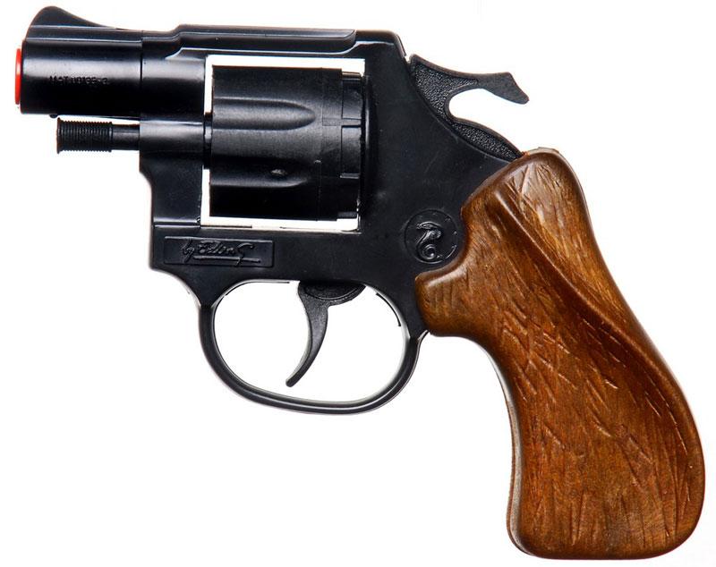 Edison Пистолет Viper Polizei пистолет edison giocattoli cobra polizei 12 8 см