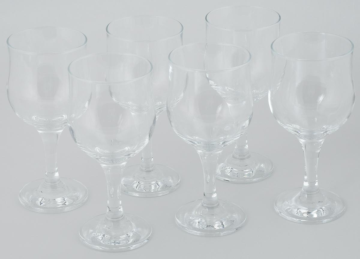 Набор бокалов Pasabahce Tulipe, 315 мл, 6 шт набор бокалов для бренди коралл 40600 q8105 400 анжела