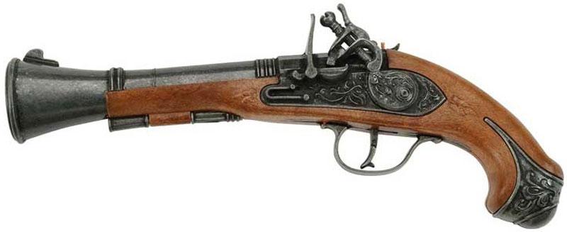 Schrodel Пистолет Blunderbuss Pirat
