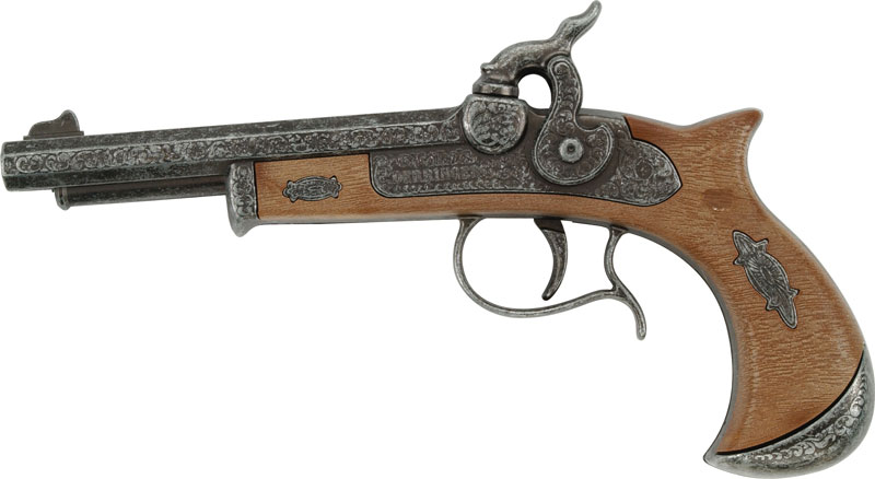 Schrodel Пистолет Derringer Single Shot