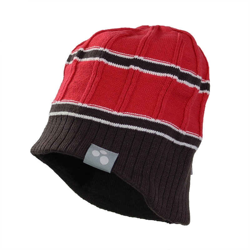 Шапка для мальчика Huppa Jarrod, цвет: красный, коричневый. 80060000-70004. Размер XL (57/59) huppa huppa детская шапка viiro розовая
