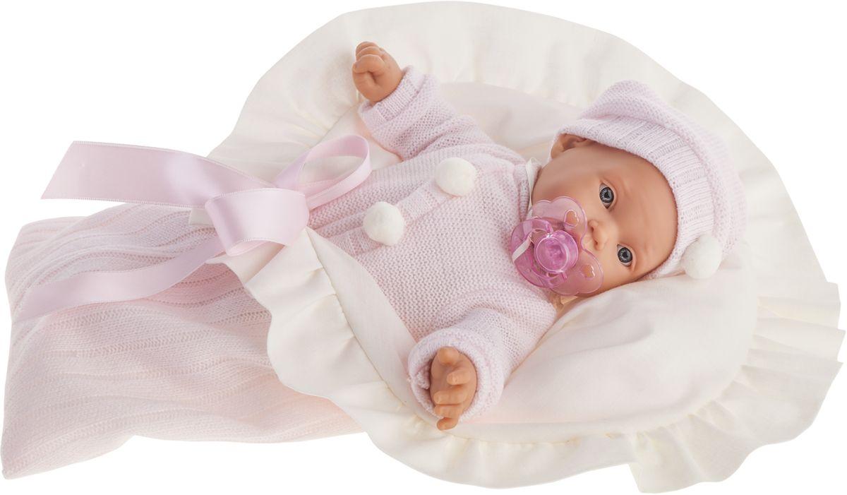 Juan Antonio Кукла Ланита в розовом 27 см ланита обои ланита 3 0169