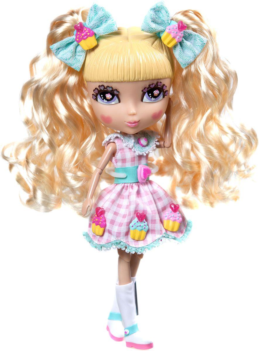 Jada Dolls Игровой набор с куклой Кьюти Попс Делюкс Шифон с аксессуарами куклы jada набор кьюти попс делюкс кукла стар с собачкой