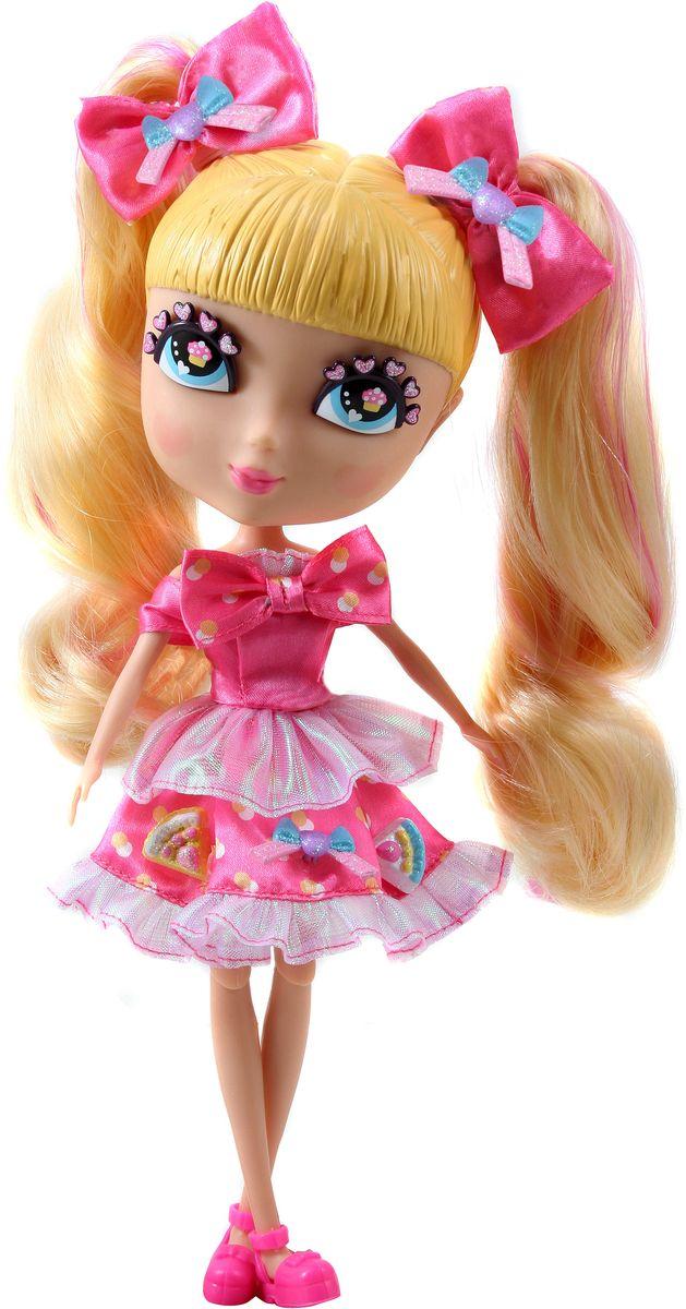 Jada Dolls Игровой набор с куклой Кьюти Попс Делюкс Шифон в розовом с аксессуарами куклы jada набор кьюти попс делюкс кукла стар с собачкой