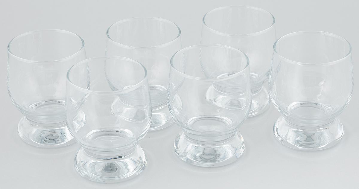 Набор стаканов Pasabahce Aquatic, 225 мл, 6 шт набор стаканов rcr адажио 400 мл 6 шт