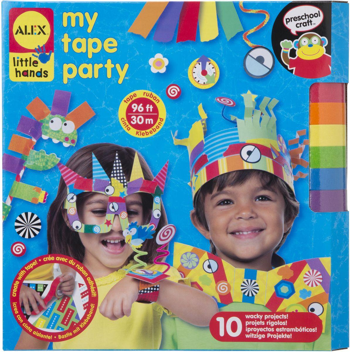 Alex Набор для создания аппликаций Праздничная вечеринка