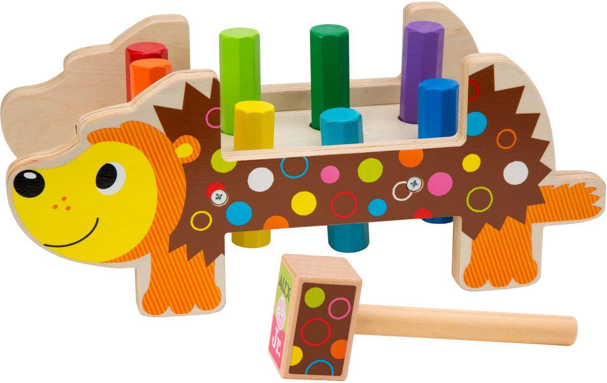 игровой набор alex кухонная плита деревянная от 3 лет 704 Alex Развивающая игрушка Дикобраз