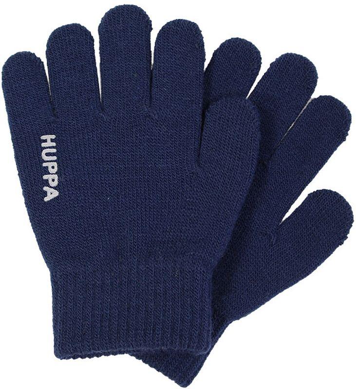 Перчатки детские Huppa Levi, цвет: темно-синий. 82050000-00086. Размер 2 варежки  перчатки и шарфы huppa детские перчатки odin