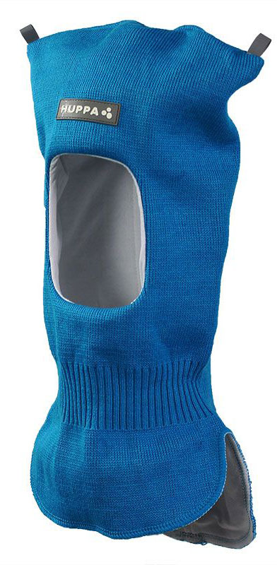 Шапка детская Huppa Selah, цвет: голубой. 85140000-70046. Размер XS (43/45)85140000-70046