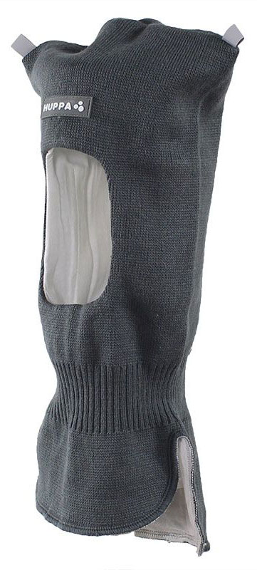 Шапка детская Huppa Selah, цвет: серый. 85140000-70048. Размер XS (43/45)85140000-70048