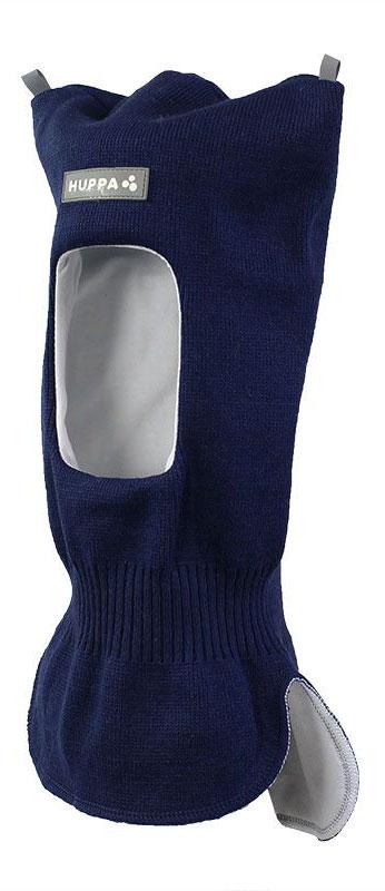 Шапка детская Huppa Selah, цвет: темно-синий. 85140000-70086. Размер XS (43/45)85140000-70086