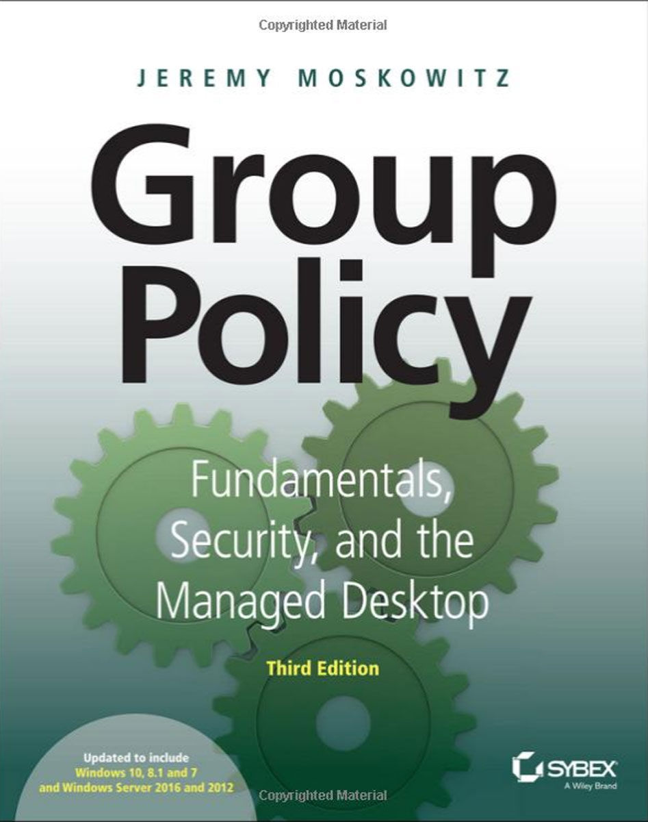 Group Policy: Fundamentals, Security, and the Managed Desktop fundamentals of physics extended 9th edition international student version with wileyplus set