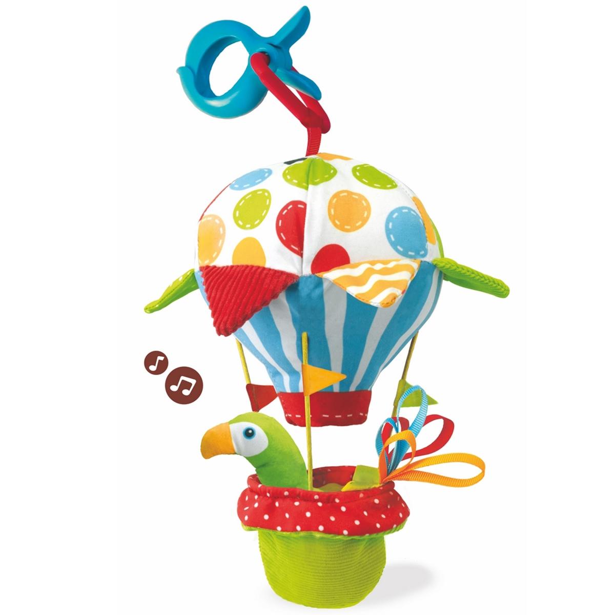Yookidoo Игровой набор Попугай на воздушном шаре