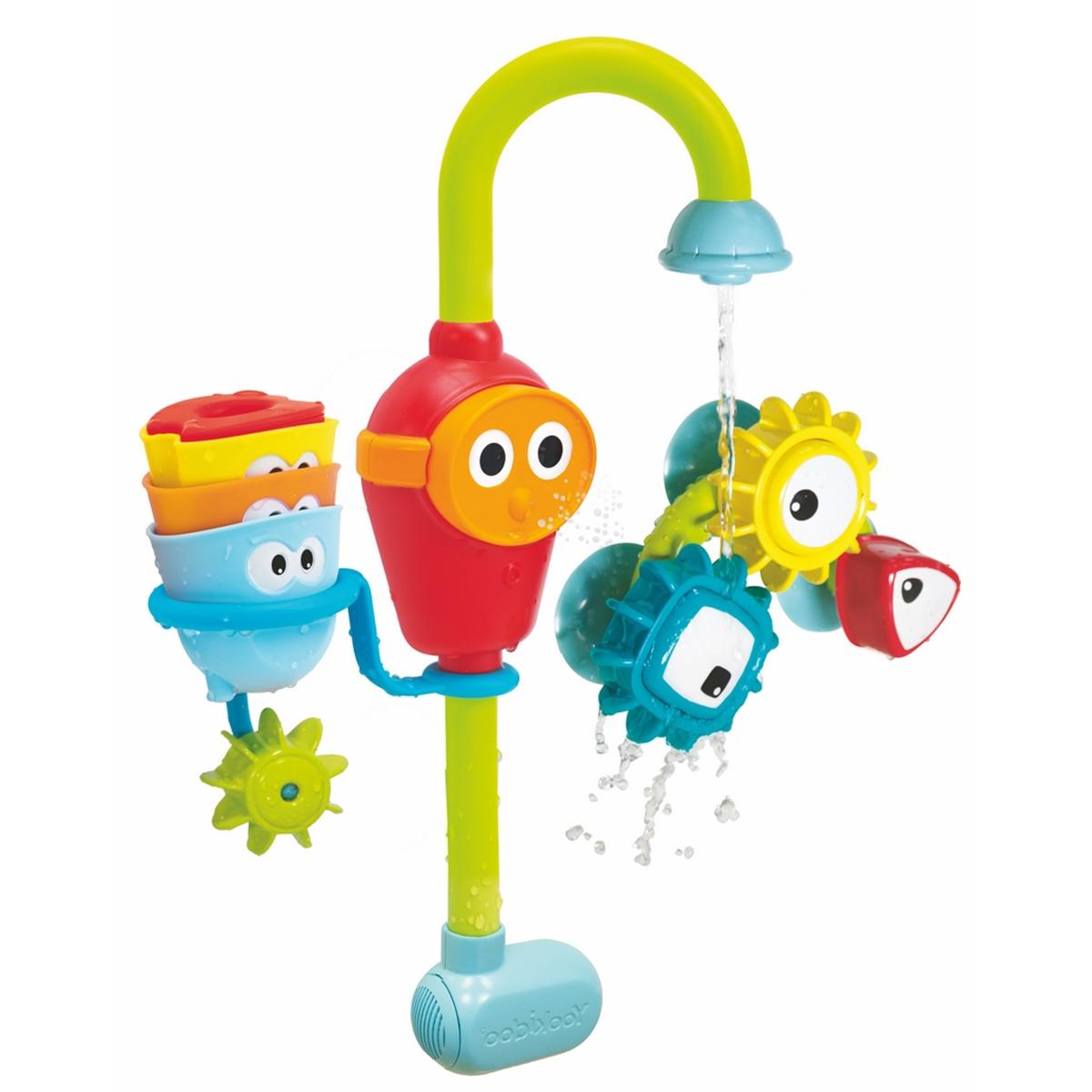 Yookidoo Игрушка-сортер для ванной Волшебный кран yookidoo музыкальный мяч