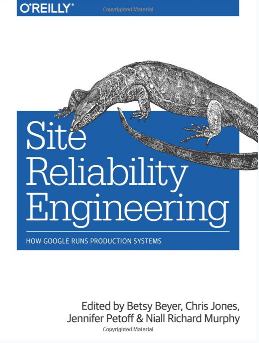 Site Reliability Engineering: How Google Runs Production Systems jim mcconoughey the wisdom of failure how to learn the tough leadership lessons without paying the price
