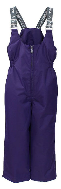 Брюки утепленные детские Huppa Jorma, цвет: темно-лилoвый. 26470010-70073. Размер 92 брюки утепленные детские huppa jorma цвет черный 26470010 00009 размер 110