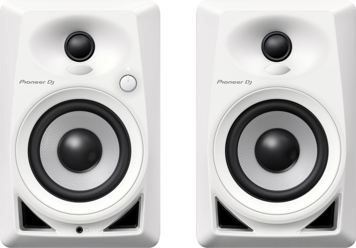 Pioneer DM-40-W активная акустическая система (пара) - Студийное оборудование