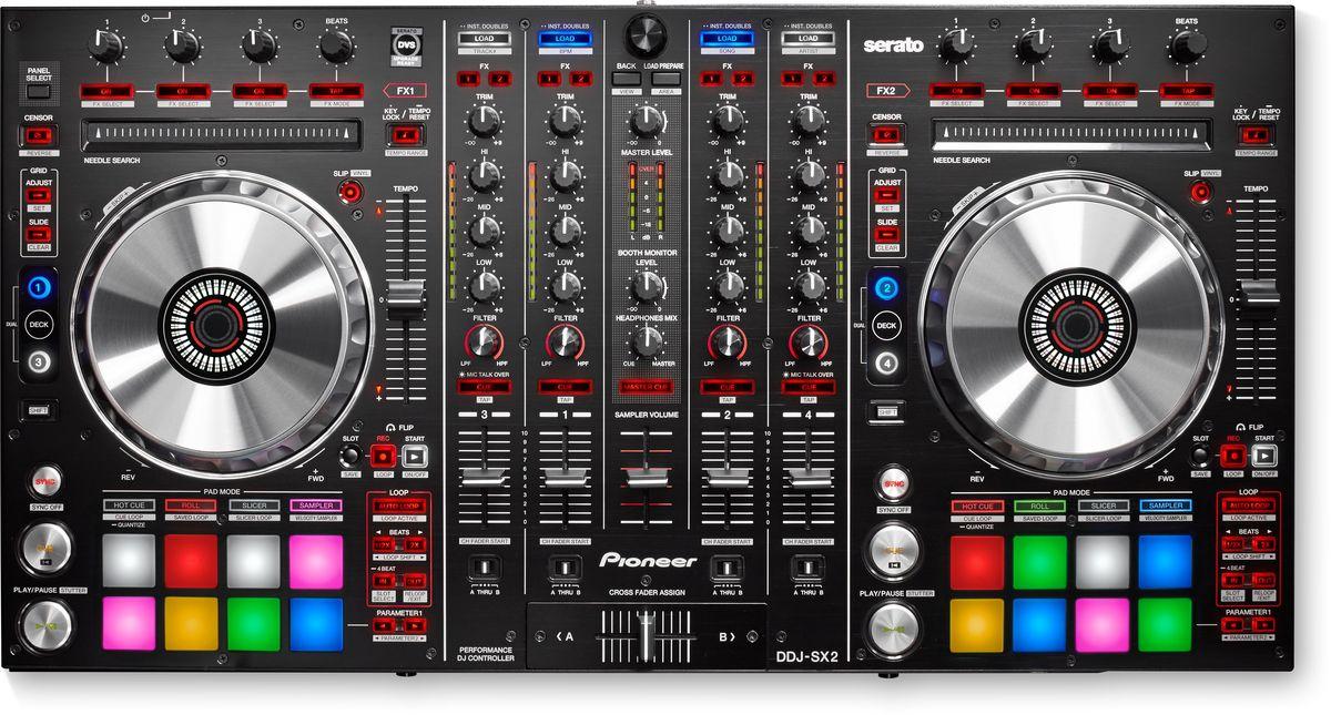 Pioneer DDJ-SX2 DJ контроллер для профессиональных диджеев344928