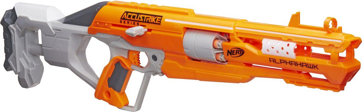 Nerf Бластер Alphahawk - Игрушечное оружие