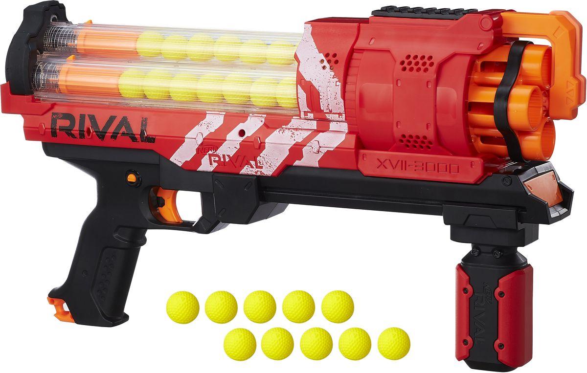 Nerf Rival Бластер Artemis XVII 3000 цвет красный - Игрушечное оружие