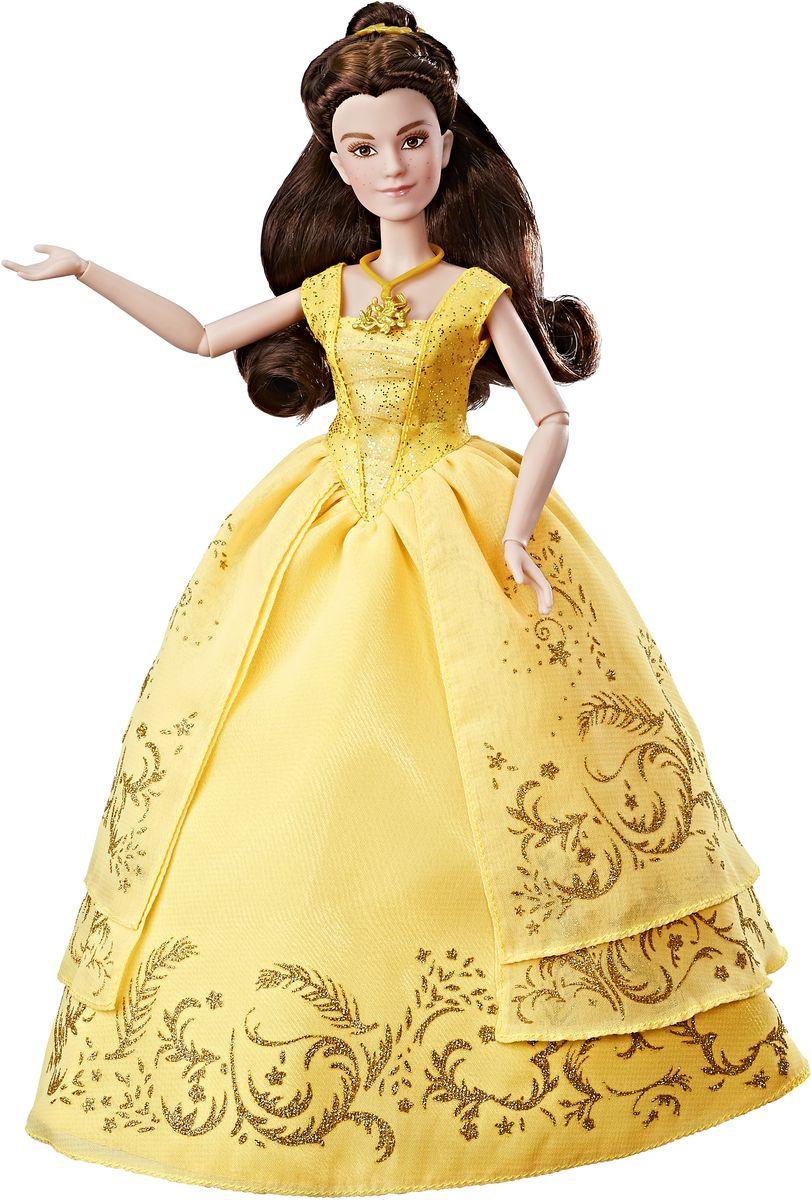Disney Beauty & The Beast Кукла Белль в роскошном платье красавица и чудовище игра компьютерная
