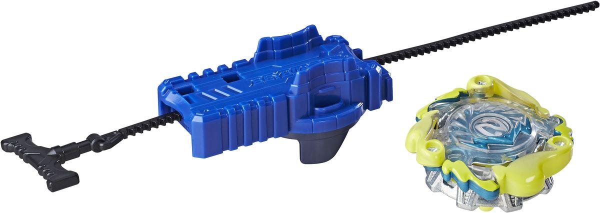 Bey Blade Волчок с пусковым устройством Wyvron W2 цвет синий bey blade волчок valtryek