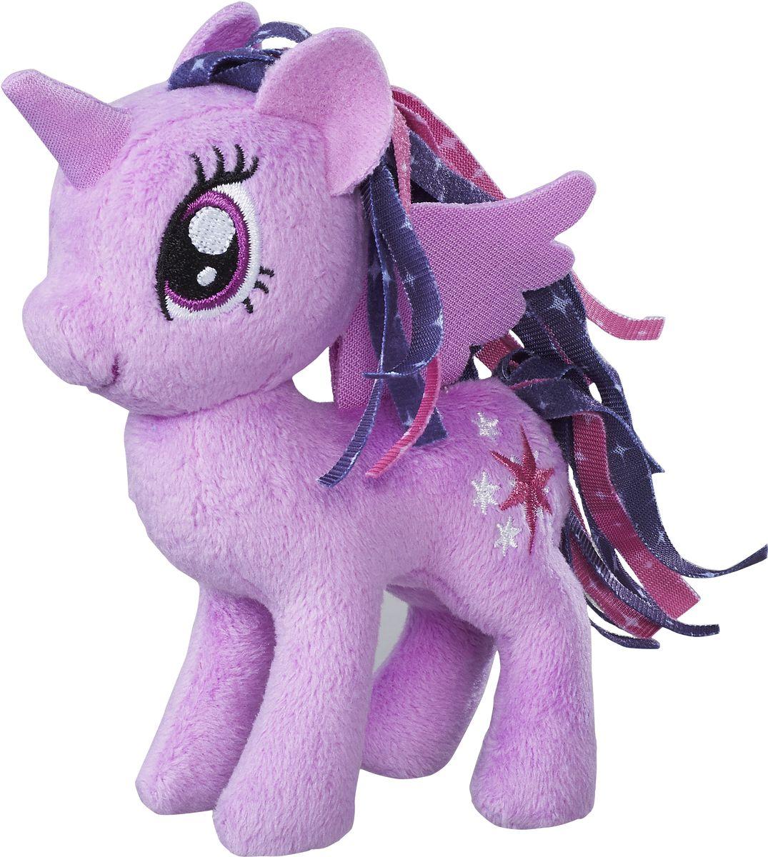 My Little Pony Мягкая игрушка Пони Princess Twilight Sparkle 13 см пони малышки