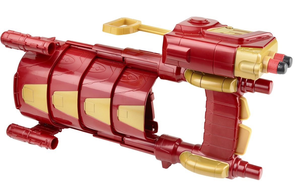 Avengers Бластер Боевая броня Железного Человека - Игрушечное оружие