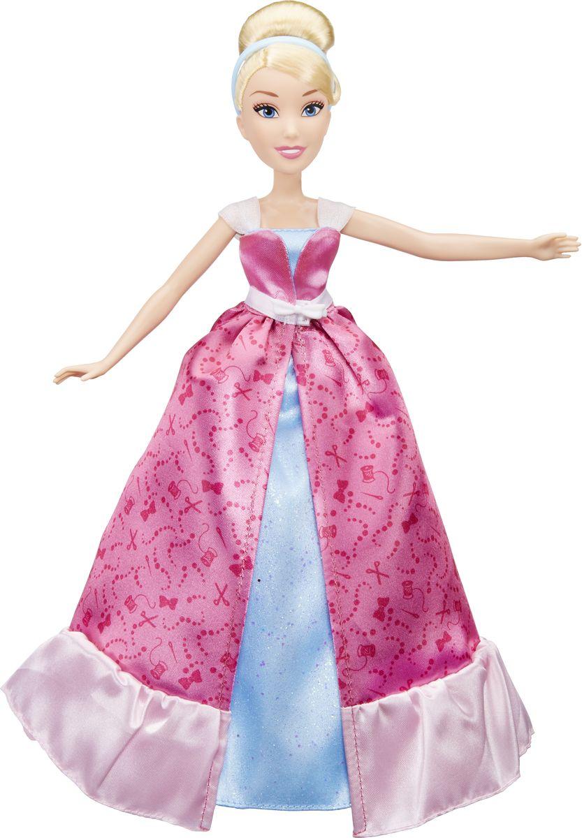 Disney Princess Кукла Золушка в меняющимся платье disney princess мозаика шкатулка золушка