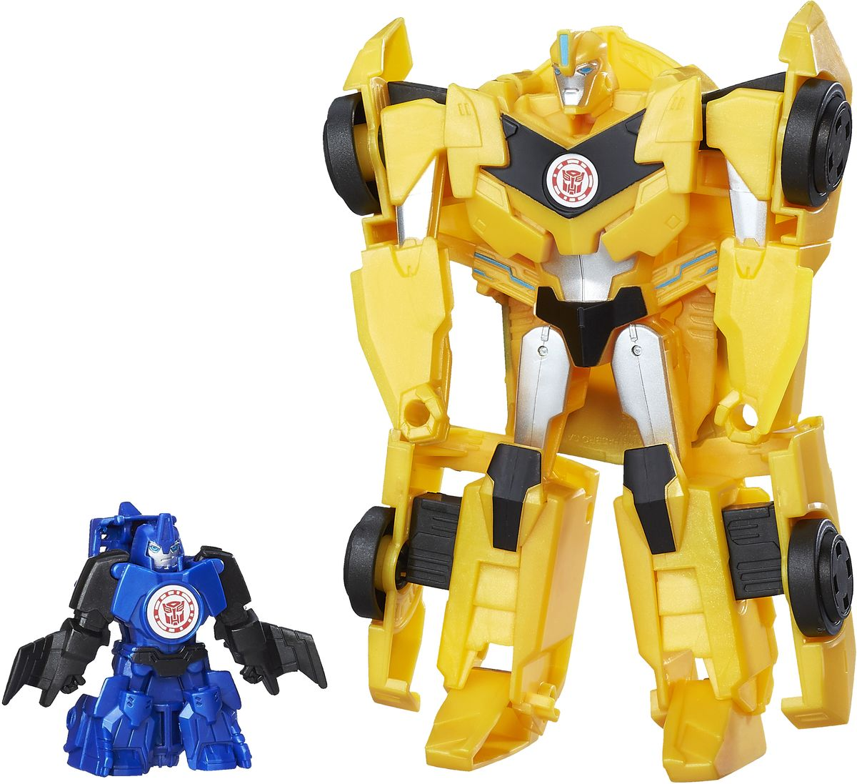 Transformers Трансформер Combiner Force Optimus Prime Stuntwing & Bumblebee 2018 new transformers building blocks bumblebee optimus prime puzzle assembled toys gifts for children