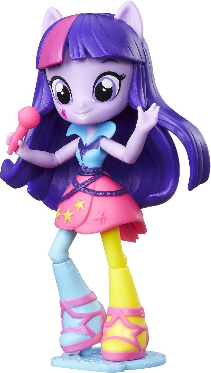 My Little Pony Equestria Girls Мини-кукла Twilight Sparkle C0839 hasbro my little pony c0839 equestria girls кукла в ассортименте