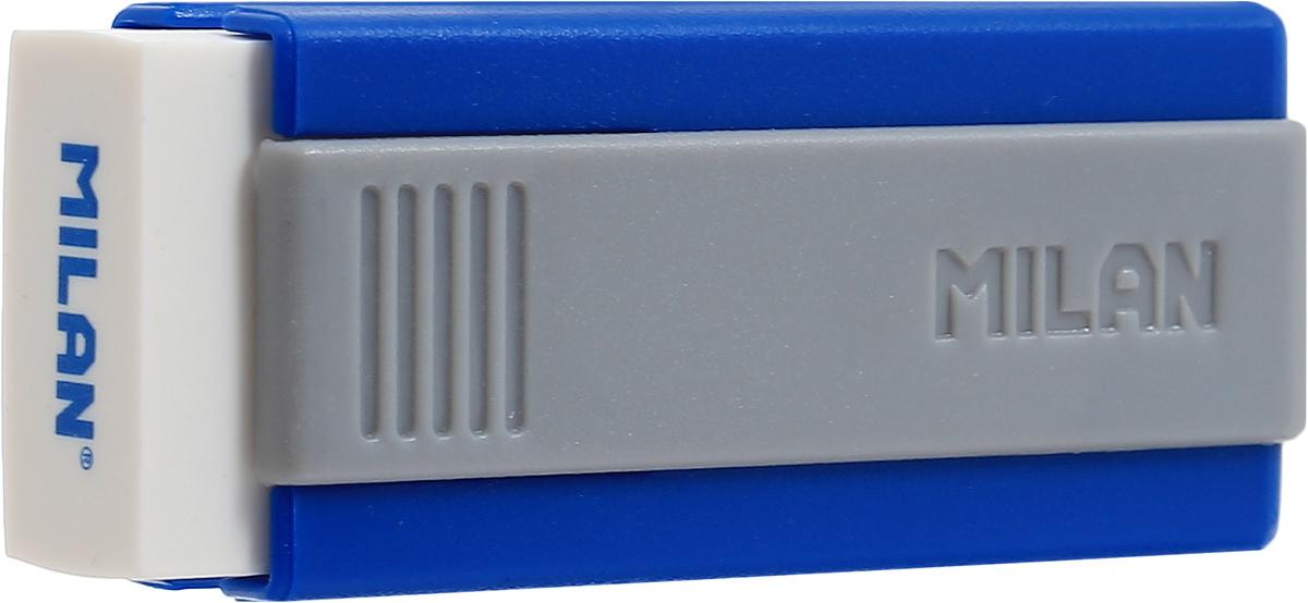 Milan Ластик Office 320 прямоугольный цвет синийCPMO1320_синийЛастик Milan Office 320 из ПВХ с защитным чехлом подходит для всех видов поверхностей.
