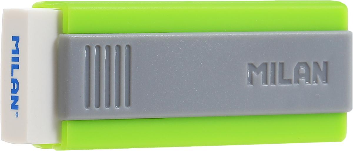 Milan Ластик Office 320 прямоугольный цвет салатовыйCPMO1320_салатовыйЛастик Milan Office 320 из ПВХ с защитным чехлом подходит для всех видов поверхностей.