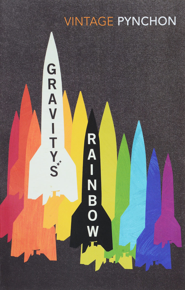 Gravity's Rainbow the sky is falling – understanding