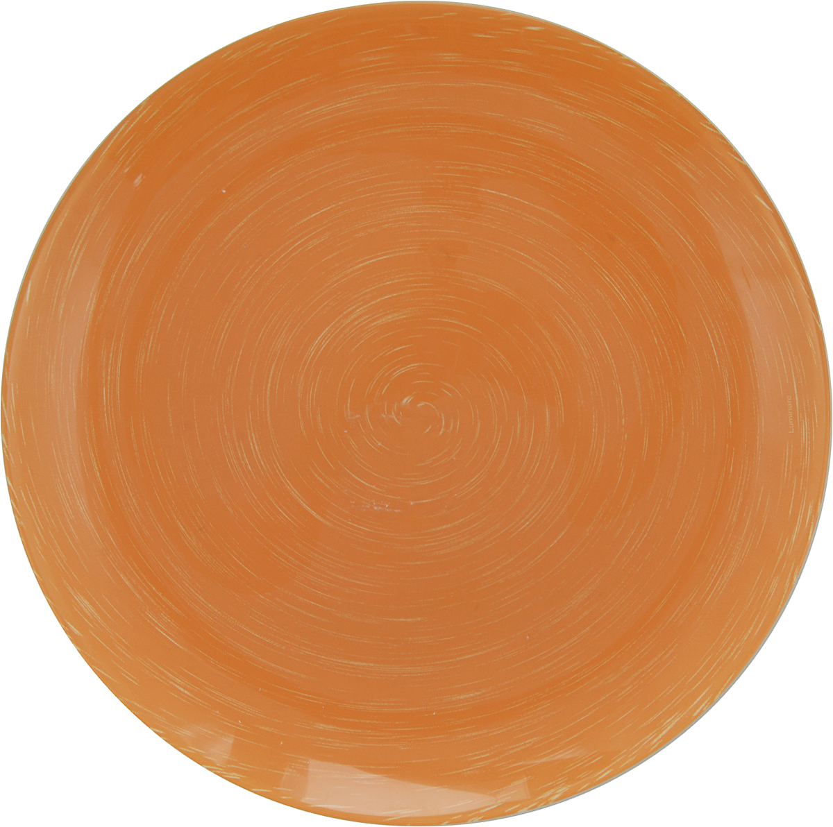 Тарелка обеденная Luminarc Stonemania Orange, диаметр 25 смH3556Обеденная тарелка Luminarc Stonemania Orange изготовлена из высококачественного стекла. Изделие сочетает в себе изысканный дизайн с максимальной функциональностью. Тарелка прекрасно впишется в интерьер вашей кухни и станет достойным дополнением к кухонному инвентарю. Такое изделие не только украсит ваш кухонный стол и подчеркнет прекрасный вкус хозяйки, но истанет отличным подарком.Диаметр тарелки: 25 см.Высота тарелки: 2 см.