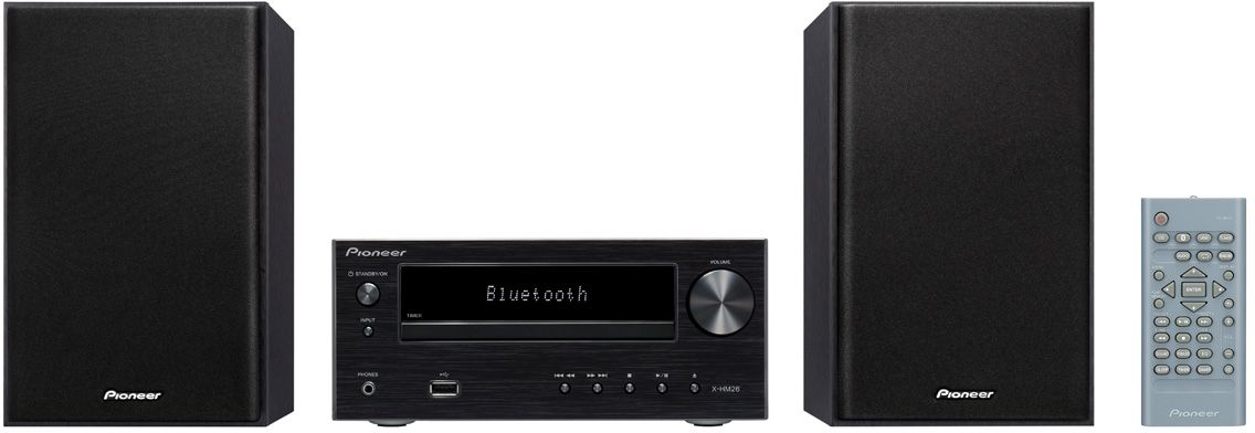 Pioneer X-HM26-B музыкальный центр - Музыкальные центры