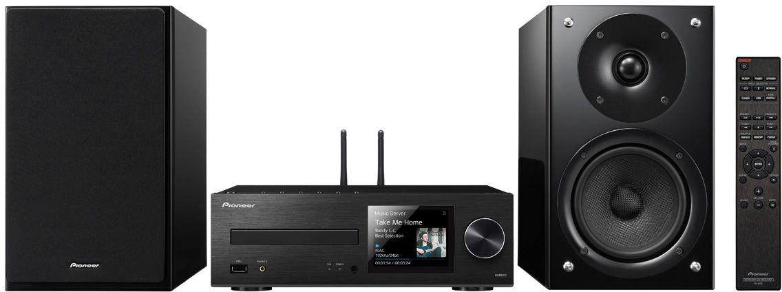 Pioneer X-HM86D-B музыкальный центр - Музыкальные центры