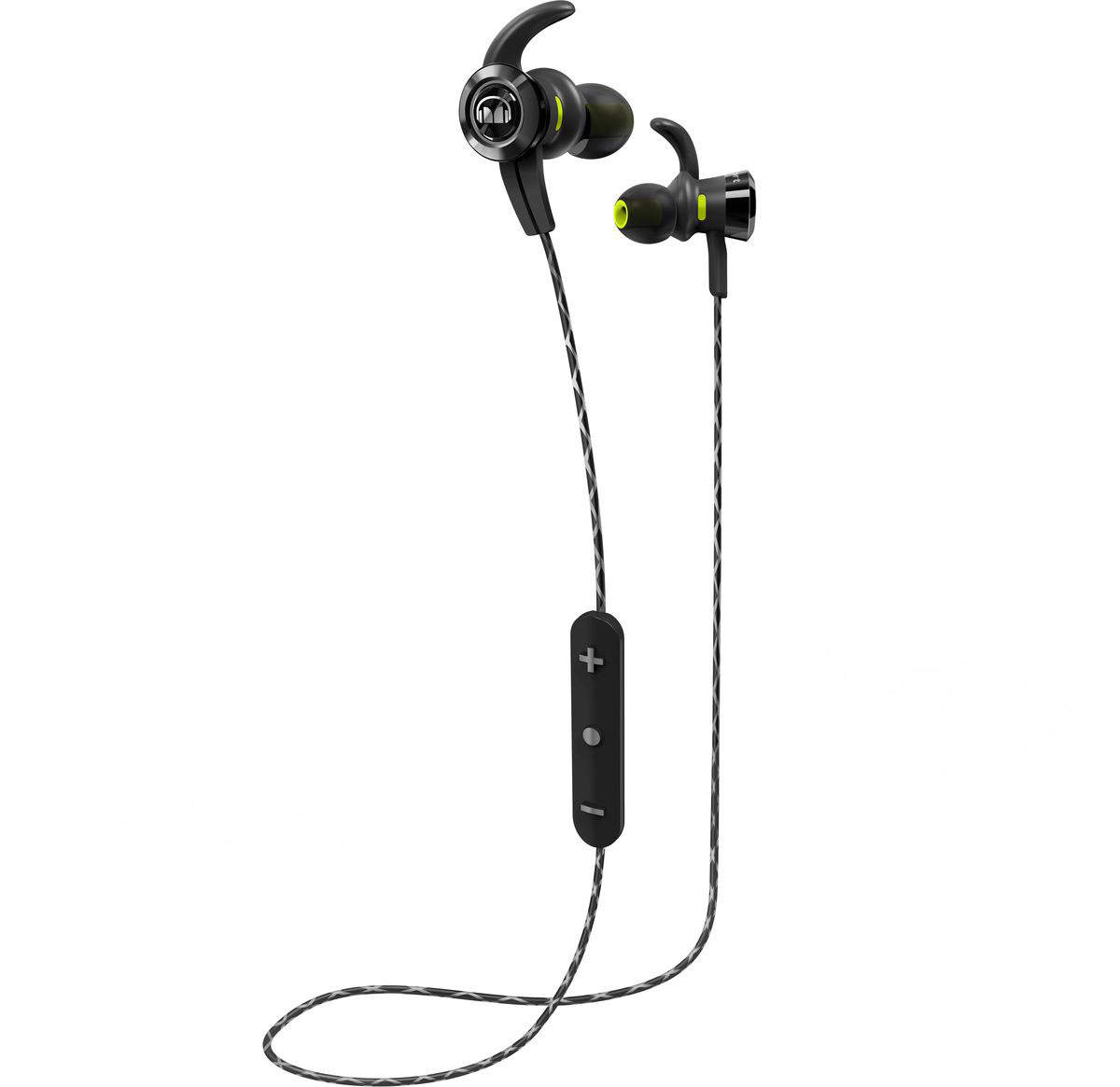 Monster iSport Victory In-Ear Wireless, Black наушники беспроводные наушники monster isport bluetooth wireless superslim in ear black