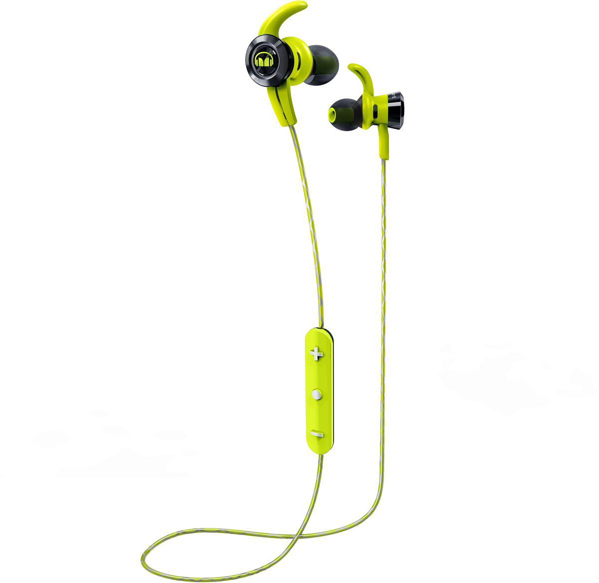 Monster iSport Victory In-Ear Wireless, Green наушники аудио наушники monster наушники с микрофоном monster clarity hd white in ear headphones