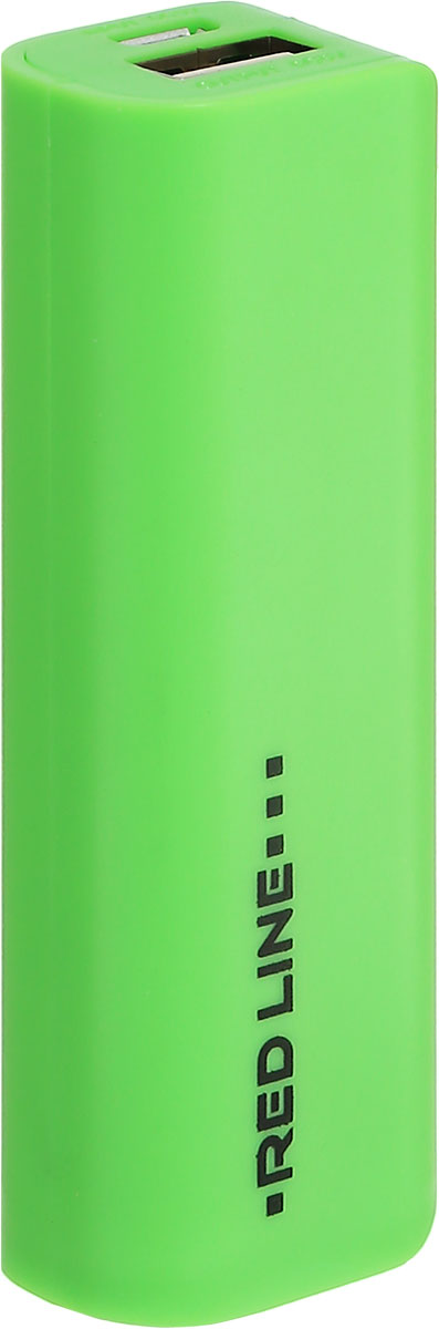 Red Line R-3000, Green внешний аккумуляторУТ000008709Универсальный внешний аккумулятор Red Line R-3000 предназначен для зарядки различных мобильных устройств. Благодаря компактному размеру и малому весу вы всегда можете держать внешний аккумулятор при себе и оперативно заряжать ваше мобильное устройство.